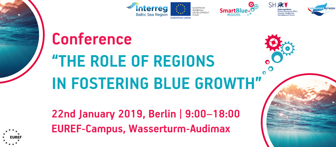 The role of regions in fostering blue growth