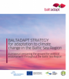 Baltadapt Strategy for adaptation to climate change in the Baltic Sea Region (August 2013)
